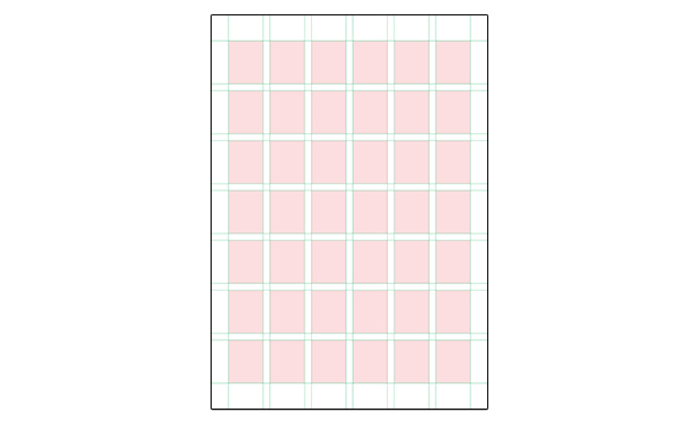 adobe illustrator grid templates international page sizes