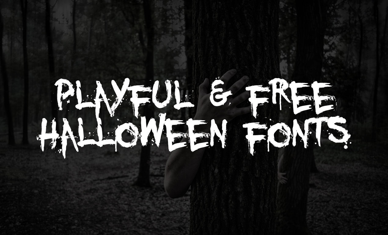 Playful and Free Halloween Fonts