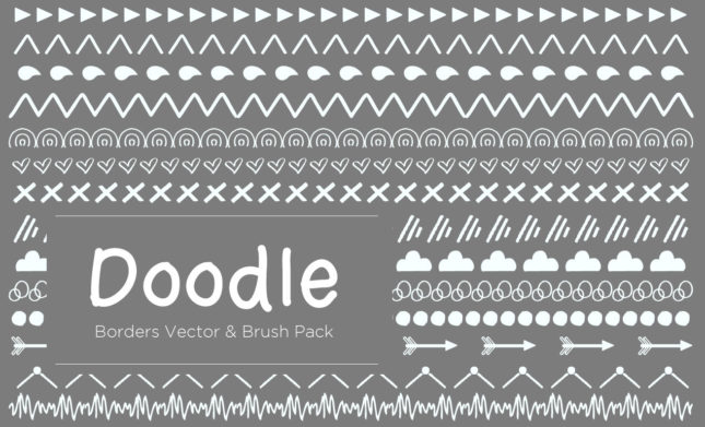 Doodle Borders