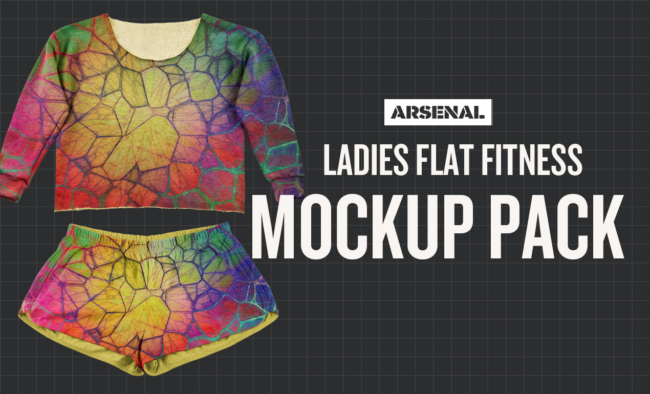 fitness mockups
