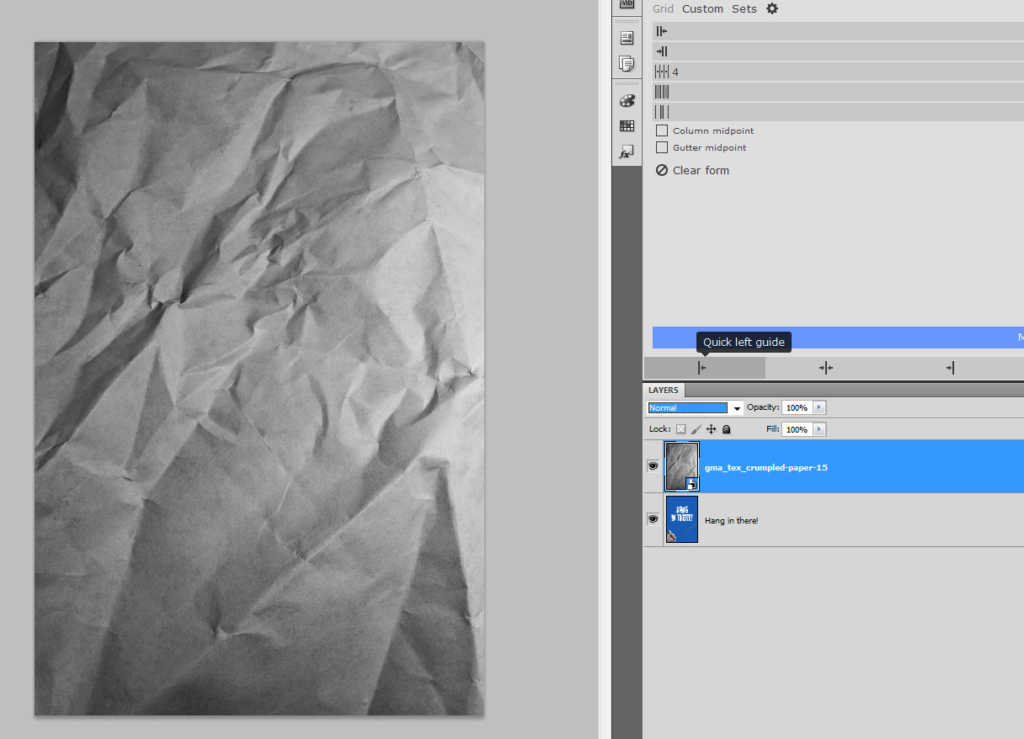 How to Use Paper Textures in Photoshop