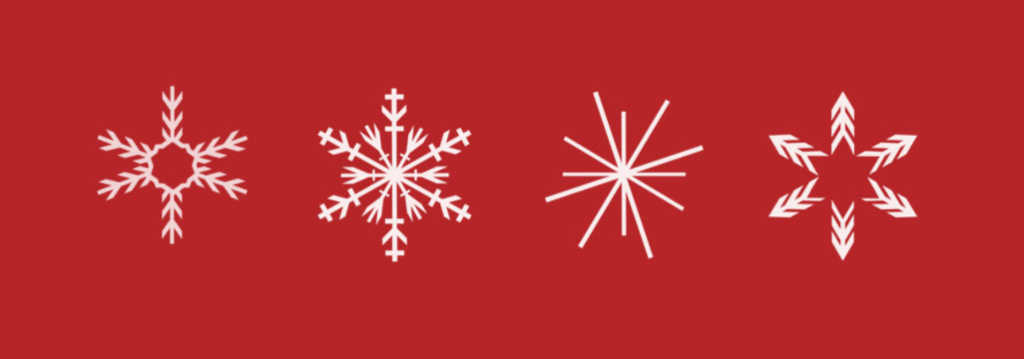 Free Snowflake Brushes for Photoshop