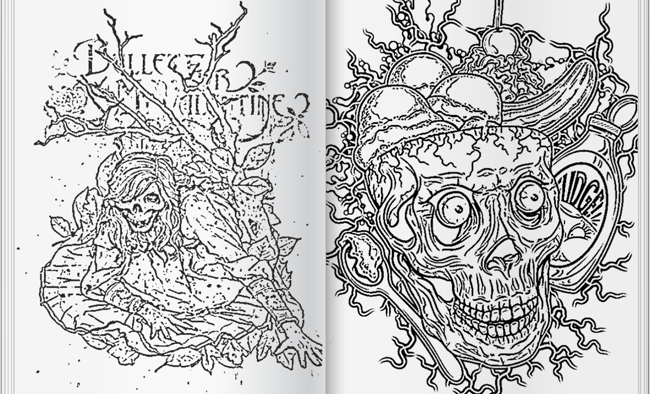 How to Create a Coloring Book in Photoshop