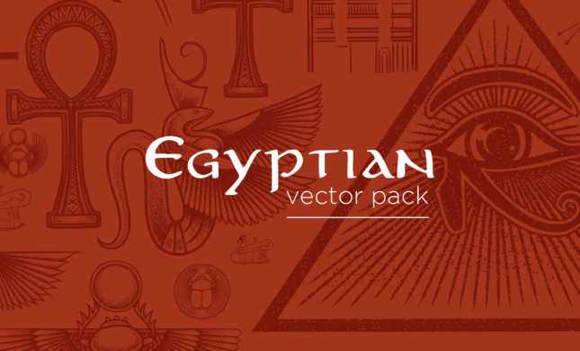 Egyptian Vector Pack