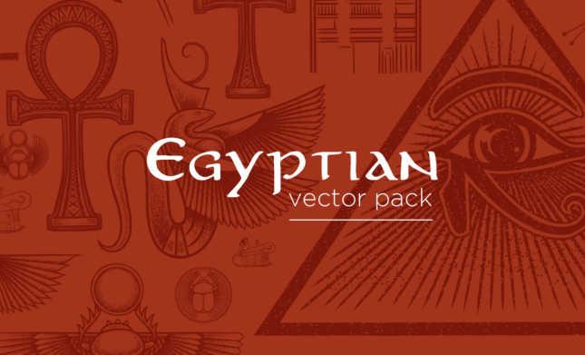 Egyptian Vector Pack