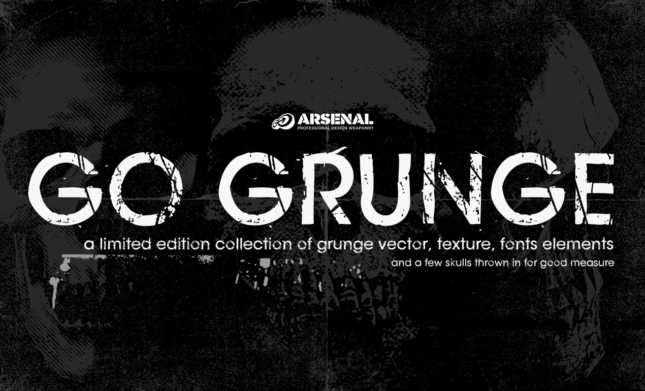 Grunge Vector Collection