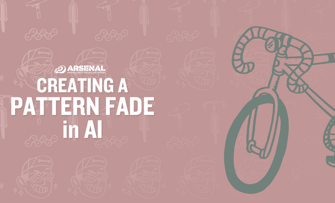 How to Create a Pattern Fade in AI