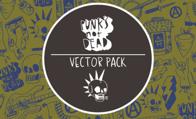Punk Vector Pack