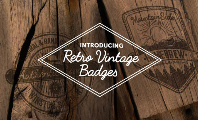 Vintage Badges by Go Media's Arsenal