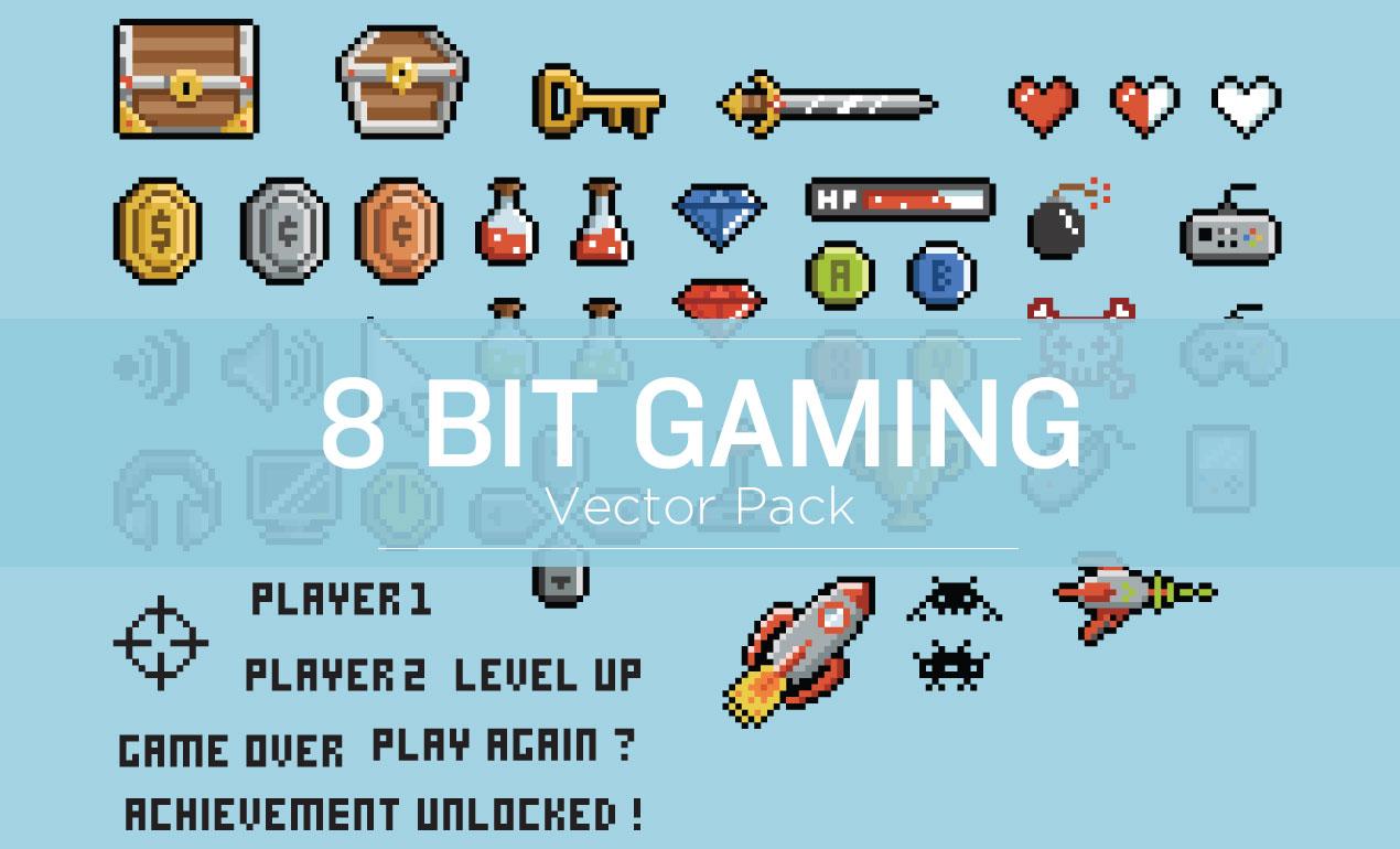 8-Bit-Vector-Pack-Hero3