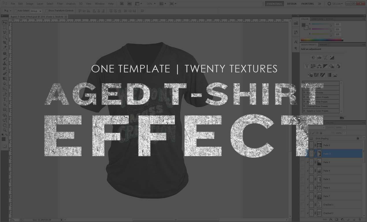 White t shirt effect - Aged T Shirt Effect Aged_t Shirt_effect_heroimg