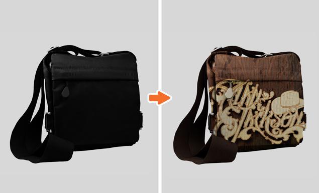 Bag Mockup Templates Pack