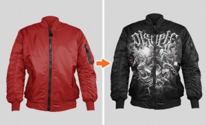 Ultimate Jacket Template l Design Tutorial 15  YouTube