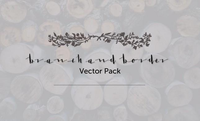 border vectors