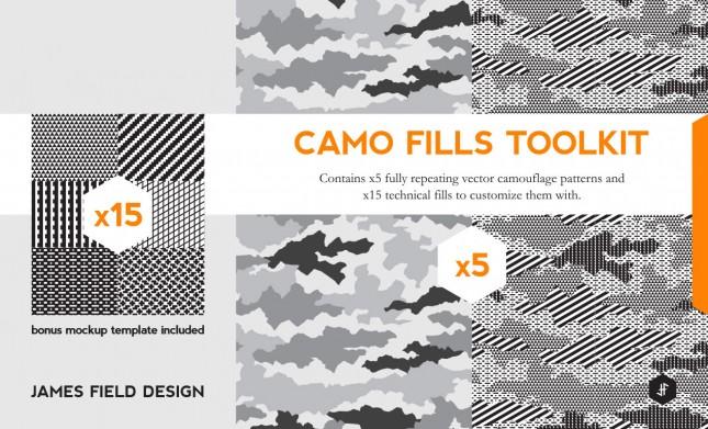 Camo Textures