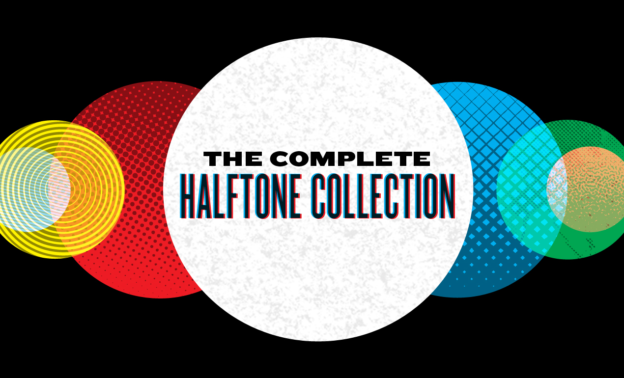 Halftone Collection Go Media's Arsenal