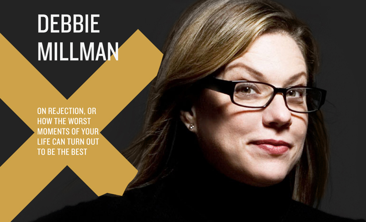 "WMC Talk: Debbie Millman - ""On Rejection"""