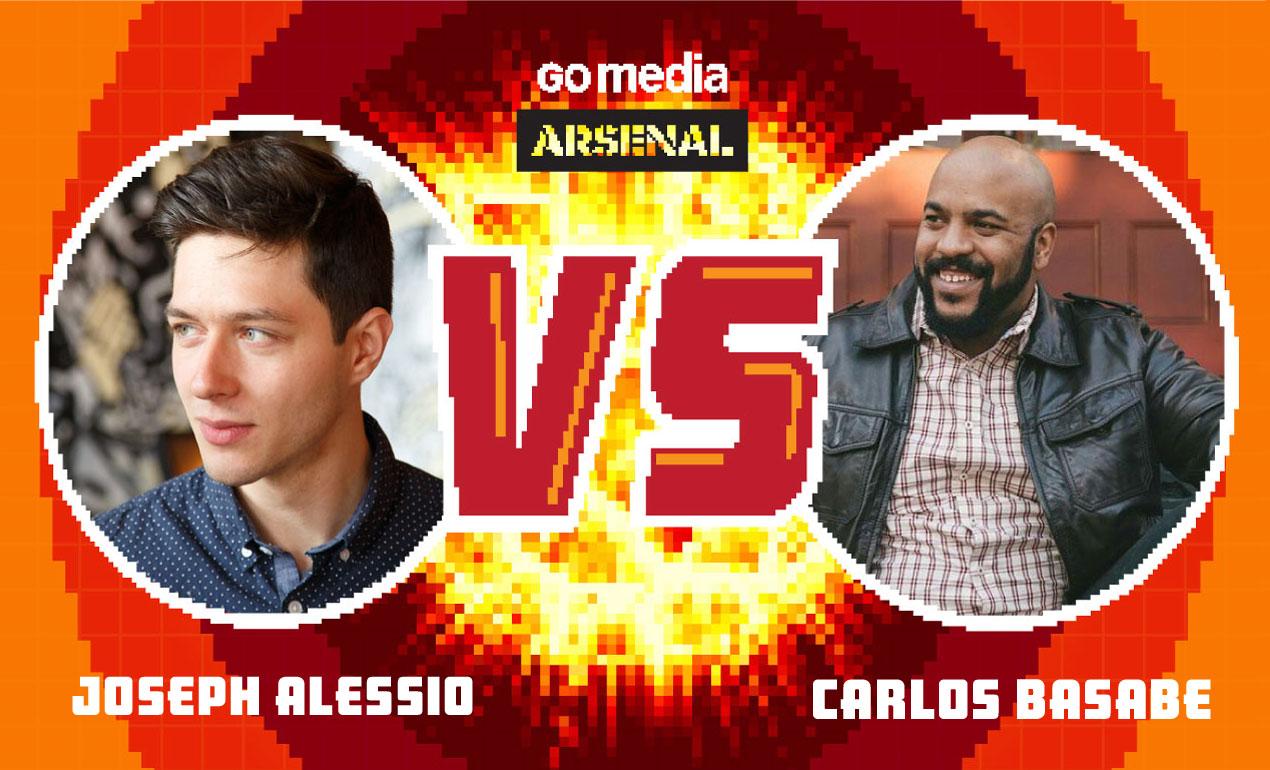 Designer Face Off - Joseph Alessio vs Carlos Basabe