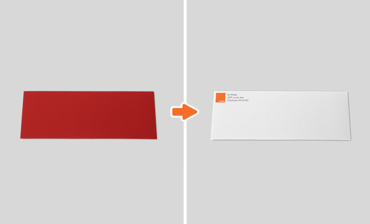 Photoshop Paper Mockup Templates Pack