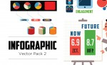 Infographics Vector Pack