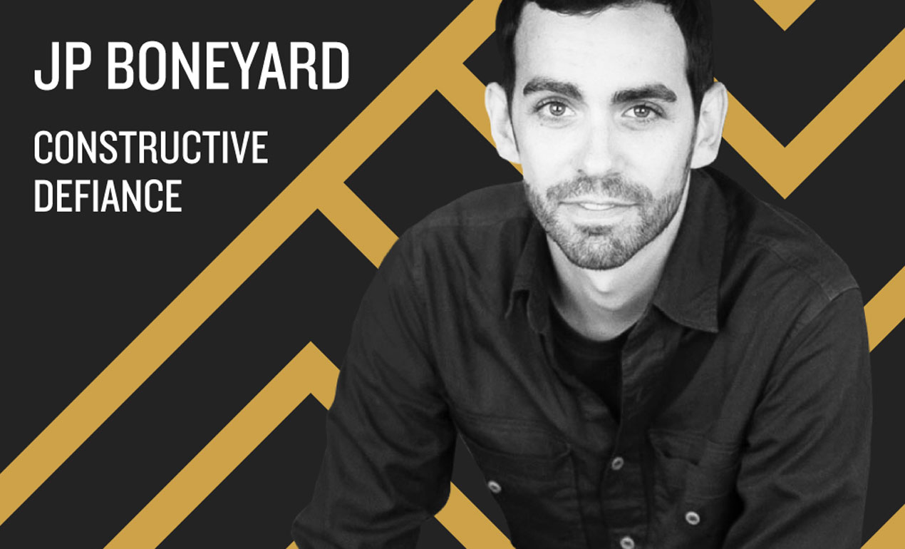 WMC Talk: JP Boneyard - Constructive Defiance