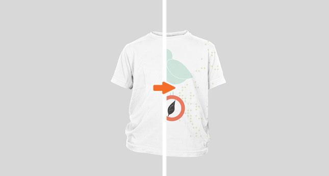 Kids\' Apparel Essentials Mockup Templates Pack: Kids\' T-Shirt ...