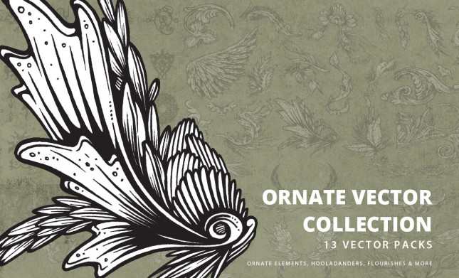 Ornate Vector Collection