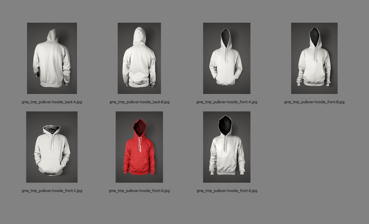 pullover hoodie mockup templates packgo media, Powerpoint templates