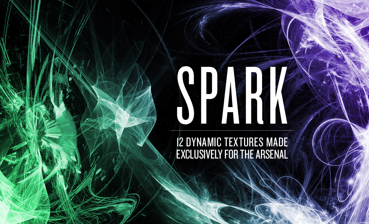 Spark Texture Hero-Arsenal v2
