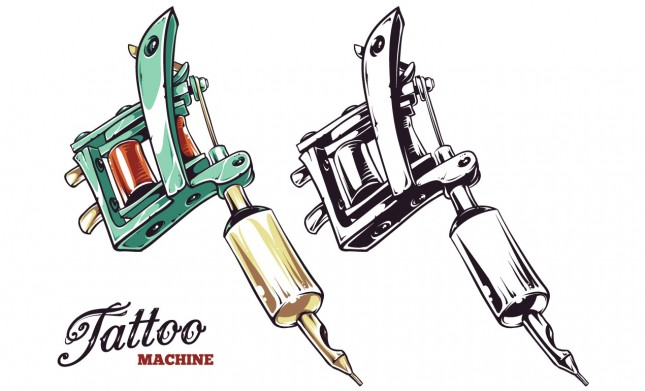 Tattoo-Machine-Vector-Hero