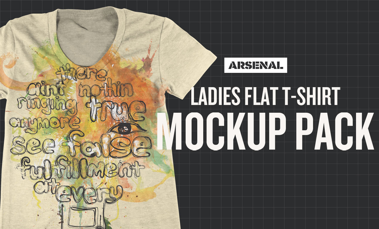 Template_HeroIMG_Arsenal_Mockups-Ladies-Flat-T-Shirts