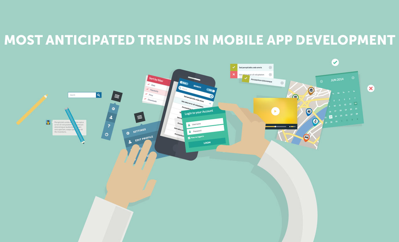 Mobile App Development Trends 2016