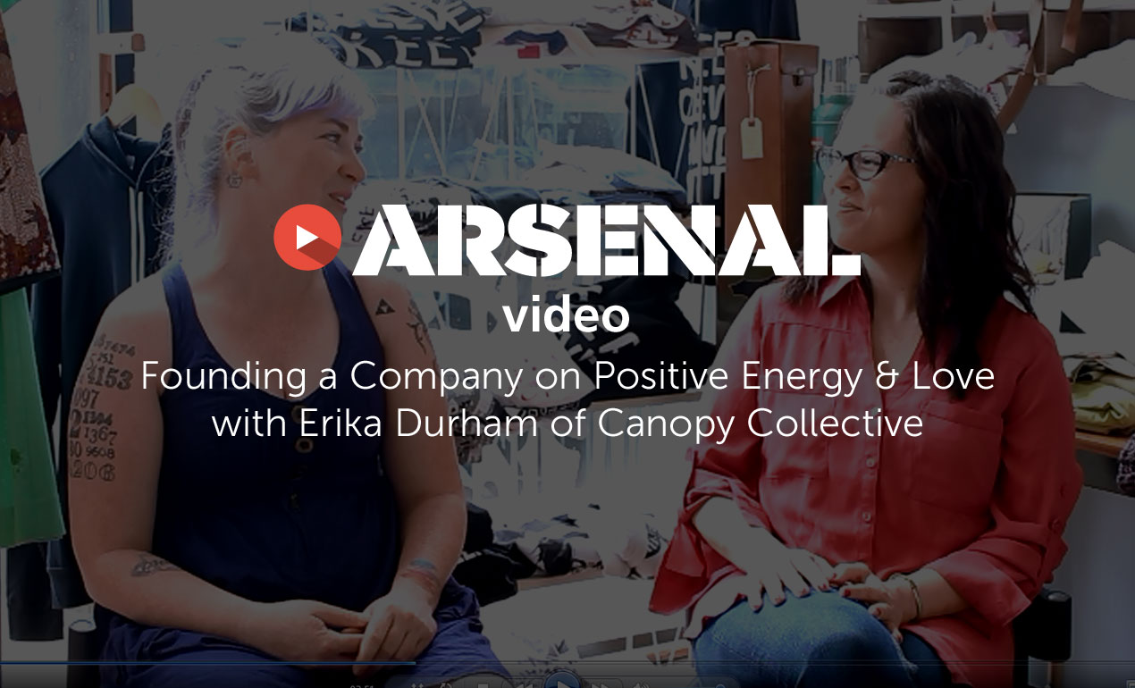 Video: Interview with Erika Durham of Canopy Collective
