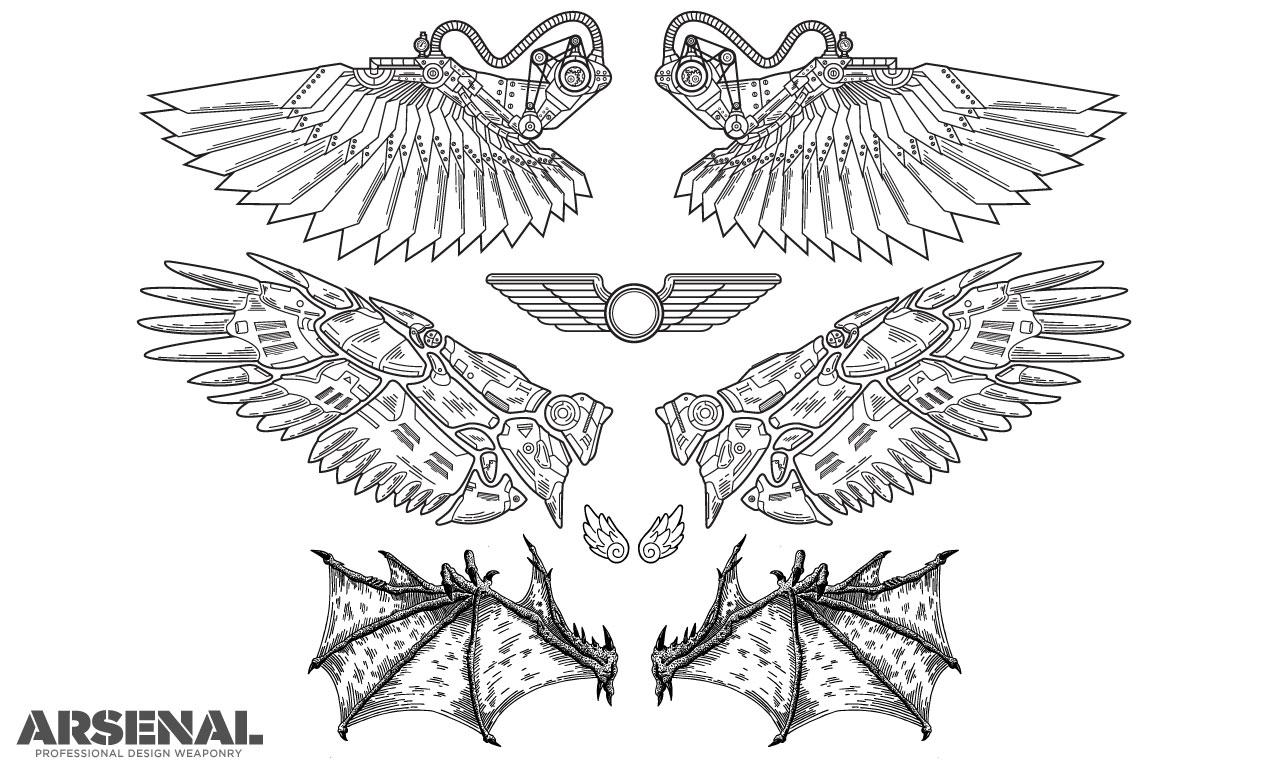 Wing-Vector-Pack-3-Jordan-Hero