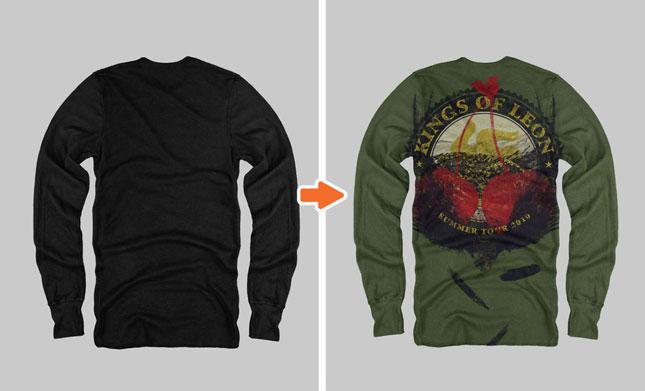 shirtmockup com apparel mockup psd collection