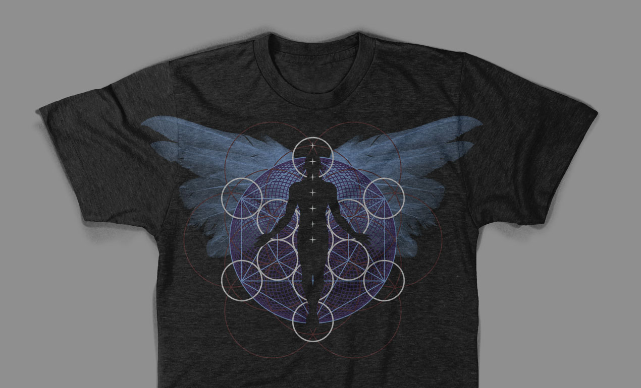 Custom Shirt Design Awakened T Shirt Design Pack