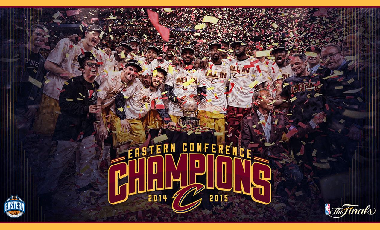 Cleveland Cavaliers Finals Art