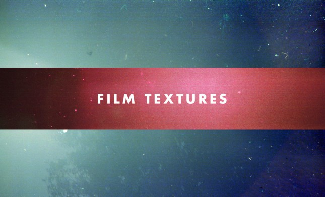 Film Textures Pack by Go Media's Arsenal