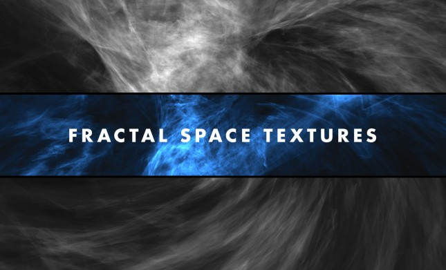Fractal Space Texture Pack by Go Media's Arsenal