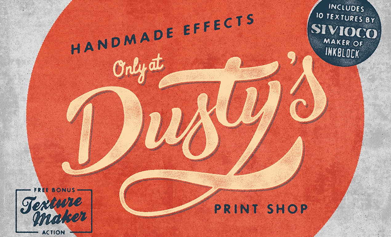Dusty's Print Shop Smart PSD