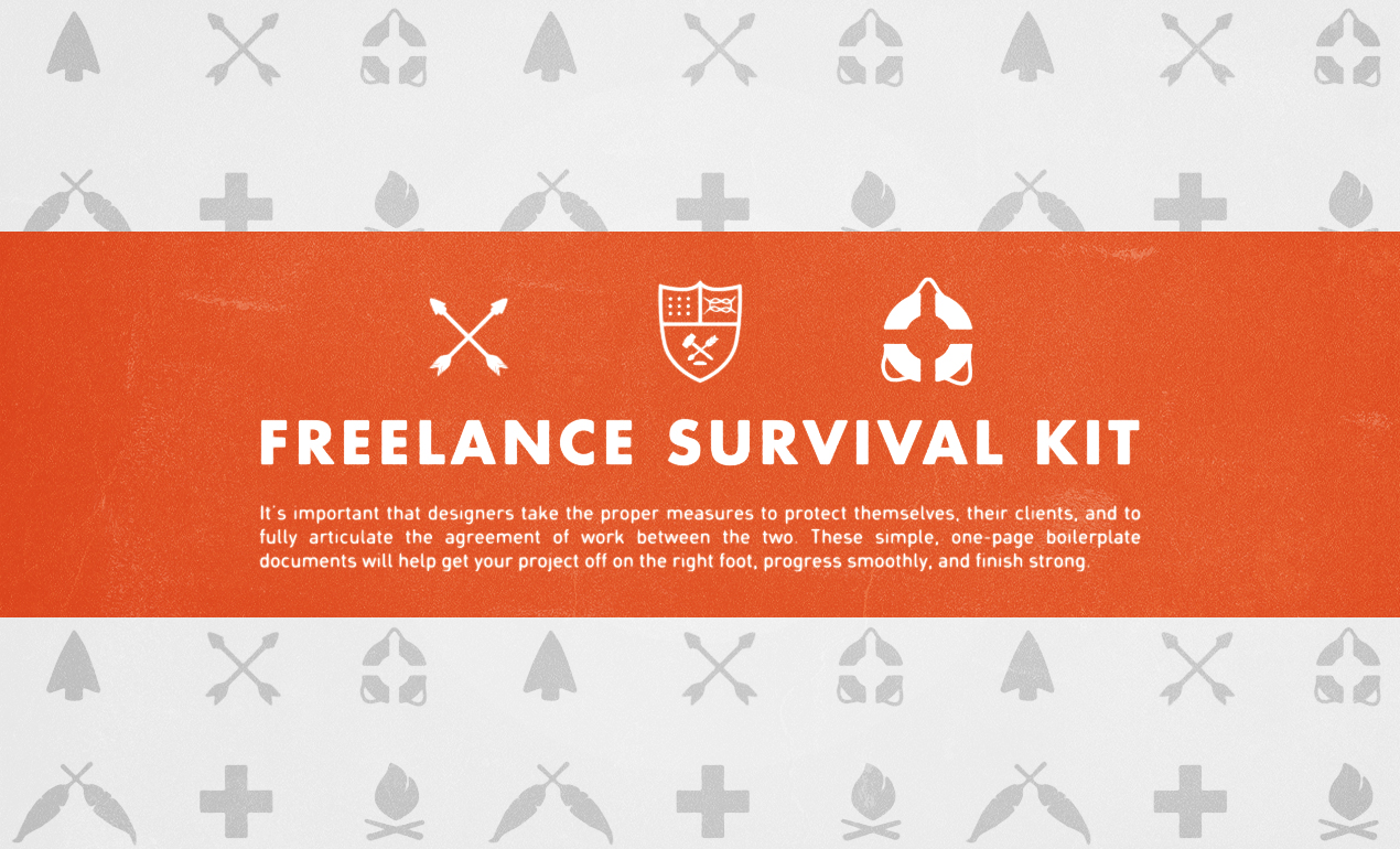 Freelance Survival Kit – Freelance Graphic Design Tools