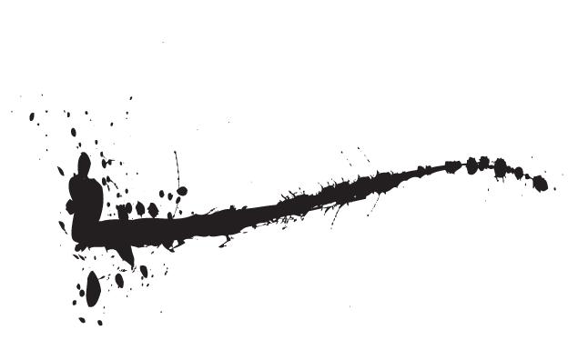 Spray Paint Brush Illustrator