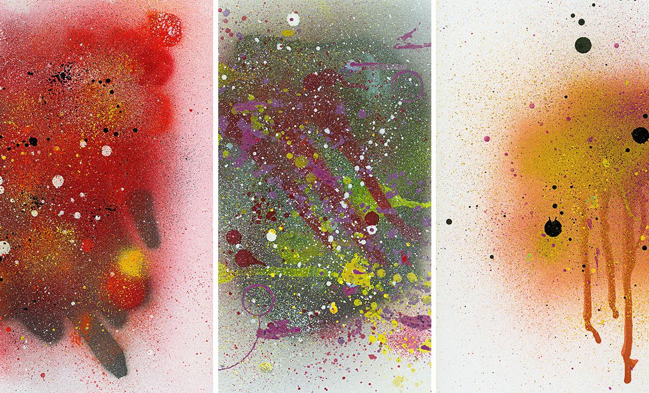Spray Paint Texture Photoshop