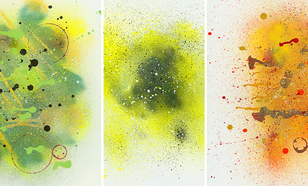 Spray Paint Texture Pack for Adobe Illustrator