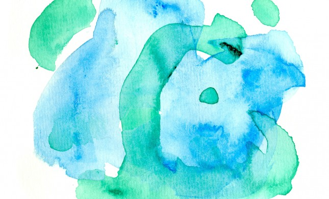 Vibrant Watercolor Washes Texture Pack