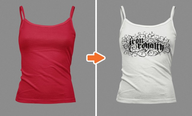 Ladies Tank Top Mockup Templates Pack