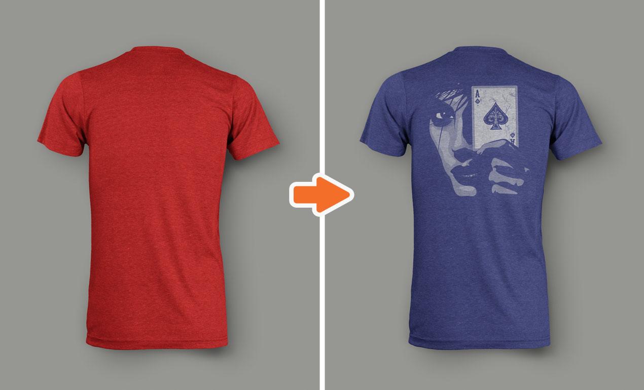 short sleeve t shirt mockup templates pack bonus modelshot template