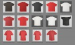 Adobe Photoshop Template Urban Tees All