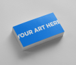 Adobe Photoshop Template Business Card Stack
