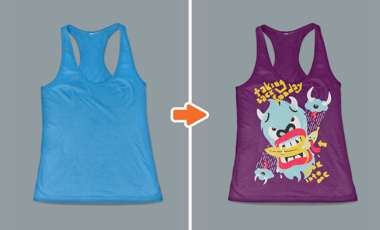 dribbble 04 tank top tshirt mockup jpg by mockup cloud